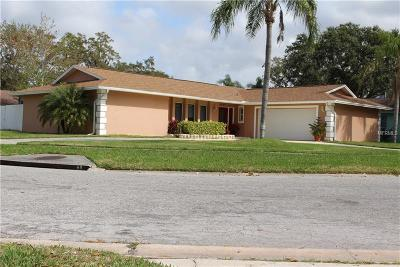 Clearwater Single Family Home For Sale: 1456 Ridgelane Road