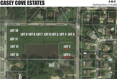 Residential Lots & Land For Sale: 15431 Otto Road #Lot 12