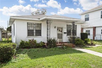 Single Family Home For Sale: 2318 W Dewey Street
