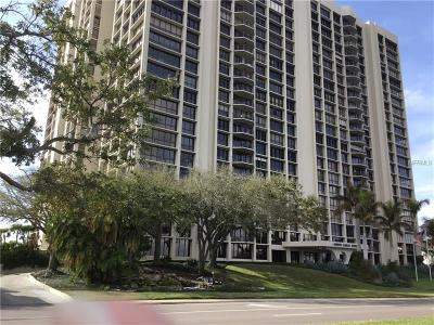 Condo For Sale: 3301 Bayshore Boulevard #701E