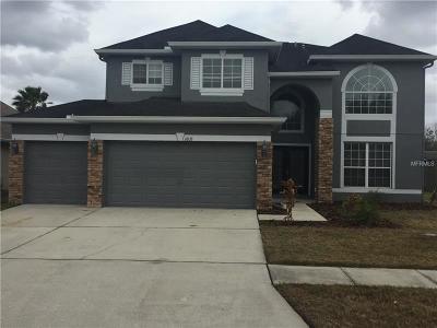 Apollo Beach Single Family Home For Sale: 6833 Guilford Bridge Drive