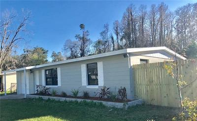 New Port Richey Single Family Home For Sale: 7552 Cypress Drive
