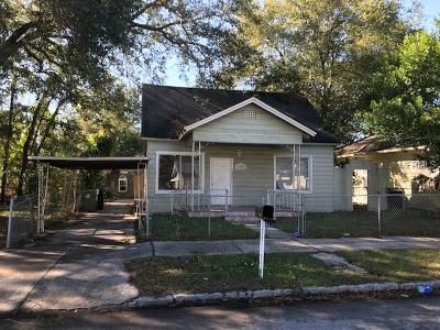 Tampa Single Family Home For Sale: 2708 N Mitchell Avenue