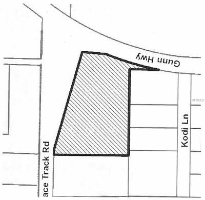 Residential Lots & Land For Sale: 9200 Gunn