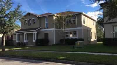 Orlando Single Family Home For Sale: 14242 Golden Rain Tree Boulevard
