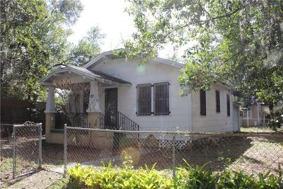Tampa Single Family Home For Sale: 306 W Ohio Avenue