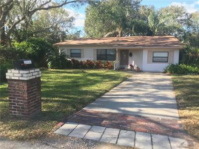 Tampa Single Family Home For Sale: 4015 Hudson Terrace