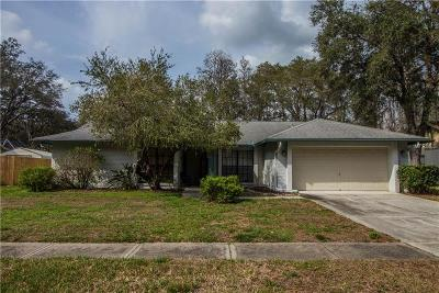 Tampa Single Family Home For Sale: 16810 Bellwood Manor