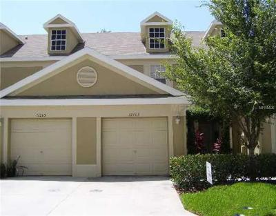 Tampa Townhouse For Sale: 11263 Windsor Place Circle