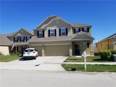 Auburndale Single Family Home For Sale: 5654 Dornich Drive