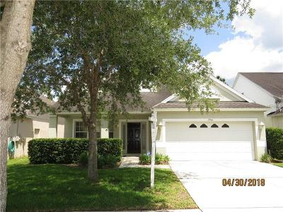 Lutz Single Family Home For Sale: 15946 Stags Leap Drive