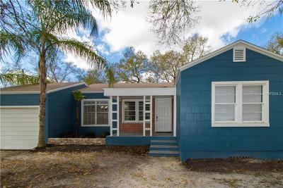 Hillsborough County Single Family Home For Sale: 4012 N Munro Street