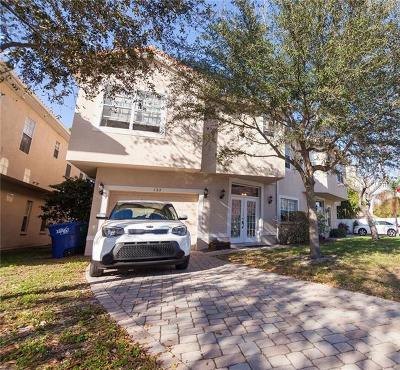 Tampa Townhouse For Sale: 133 S Arrawana Avenue