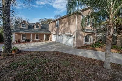 Hillsborough County Single Family Home For Sale: 4643 John Moore Road
