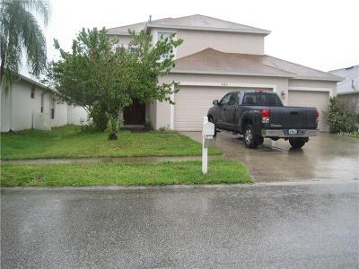 Lutz Single Family Home For Sale: 24831 Portofino Drive