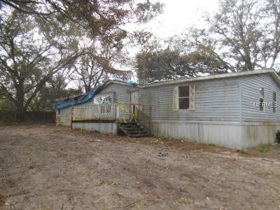 Spring Hill Mobile/Manufactured For Sale: 12545 Satsuma Drive