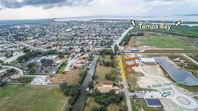 Apollo Beach Residential Lots & Land For Sale: 536 Estuary Shore Lane
