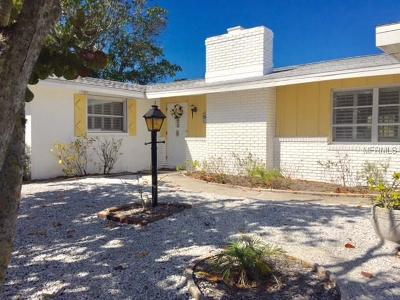 Longboat Key Single Family Home For Sale: 755 Saint Judes Drive N