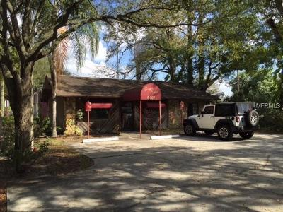 Tampa Commercial For Sale: 5407 N Central Avenue