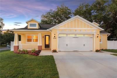 Tampa Single Family Home For Sale: 3309 W Van Buren Drive