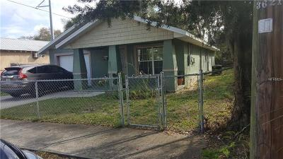 Tampa Single Family Home For Sale: 3621 N 23rd Street
