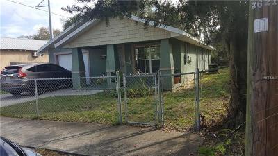 Hillsborough County Single Family Home For Sale: 3621 N 23rd Street