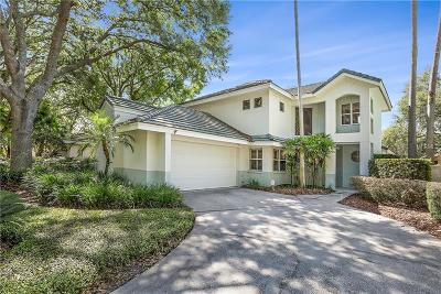 Tampa Single Family Home For Sale: 15809 Sanctuary Drive