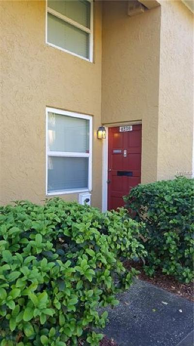 Tampa Townhouse For Sale: 4230 La Palma Court