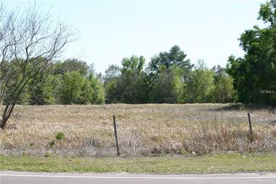 Spring Hill Residential Lots & Land For Sale: 18648 County Line Road