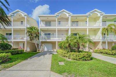 Indian Rocks Beach Townhouse For Sale: 512 1st Street #105