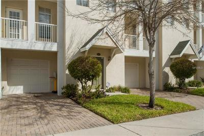 Tampa Townhouse For Sale: 4543 Bay Spring Court