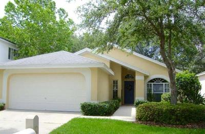 Tampa Single Family Home For Sale: 17762 Oak Bridge Street