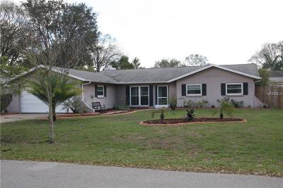 Land O Lakes Single Family Home For Sale: 22302 River Rock Drive