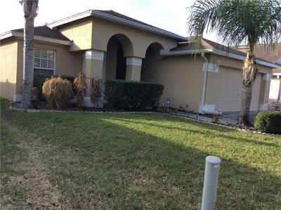 Single Family Home For Sale: 5531 War Admiral Drive