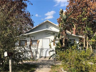 Single Family Home For Sale: 210 E Myrtle Street