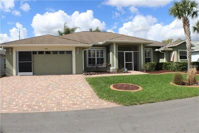 Pasco County Single Family Home For Sale: 10122 Moshie Lane