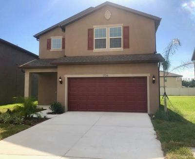Ruskin Single Family Home For Sale: 1704 Passage Key Lane