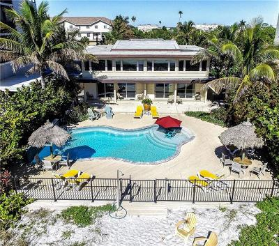 Madeira Beach Single Family Home For Sale: 15408 Gulf Boulevard