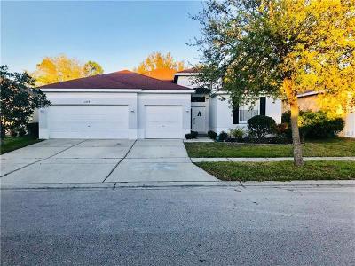 Riverview Single Family Home For Sale: 11324 Bridge Pine Drive