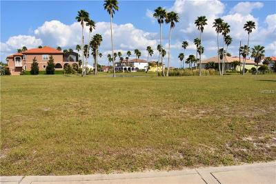 Apollo Beach Residential Lots & Land For Sale: 1337 Puerto Drive