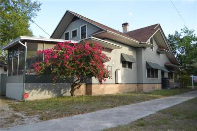 St Petersburg Single Family Home For Sale: 795 25th Avenue N