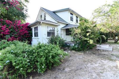 Auburndale Single Family Home For Sale: 233 Polk City Road