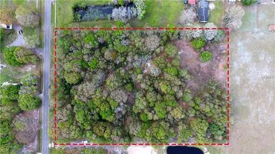 Plant City Residential Lots & Land For Sale: 6206 Five Acre Road