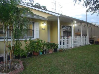 Tarpon Springs FL Single Family Home For Sale: $250,000