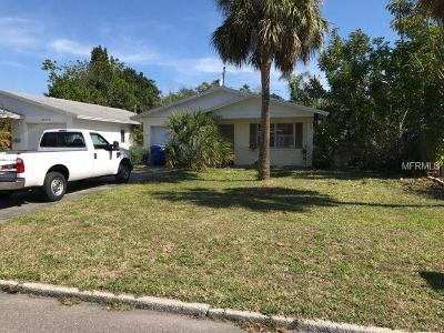 Saint Petersburg, St Pete, St Peterburg, St Petersburg, St. Petersburg Single Family Home For Sale: 5011 Chancellor Street NE