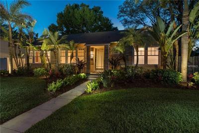 Tampa Single Family Home For Sale: 111 S Matanzas Avenue