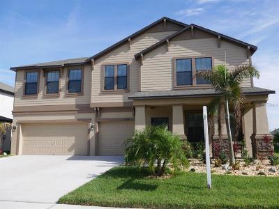 Wimauma Single Family Home For Sale: 5044 Ivory Stone Drive