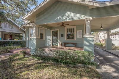 Single Family Home For Sale: 5408 N Central Avenue