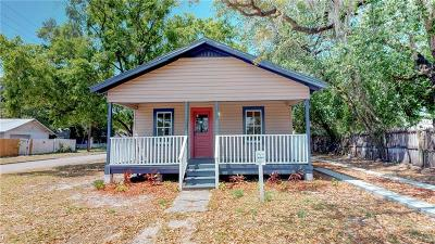 Single Family Home For Sale: 8412 N Seminole Avenue