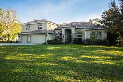 Weeki Wachee Single Family Home For Sale: 7302 Bahama Swallow Avenue